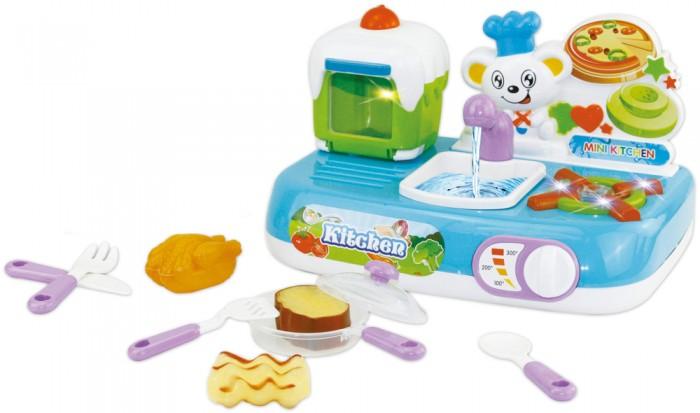 Ролевые игры Kitchen Детский Игровой набор Кухня ABC-397654, Ролевые игры - артикул:547476