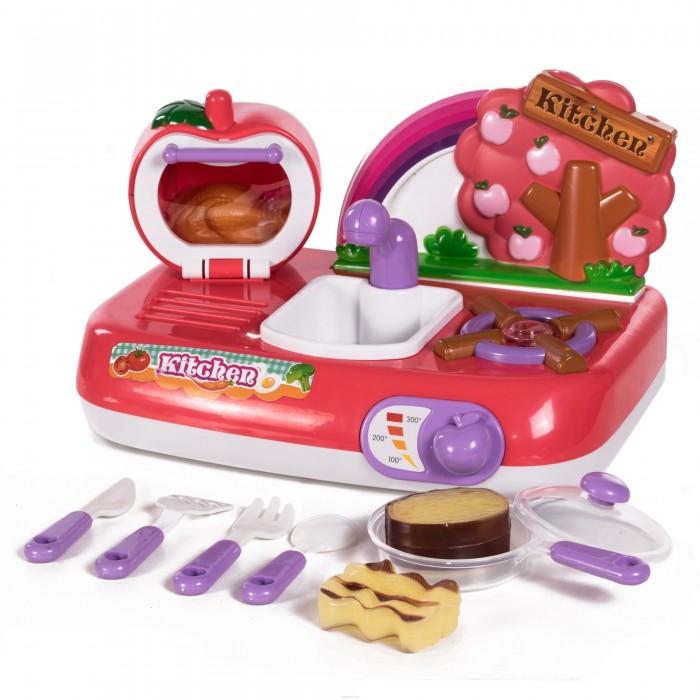 Ролевые игры Kitchen Детский Игровой набор Кухня ABC-397656, Ролевые игры - артикул:547511