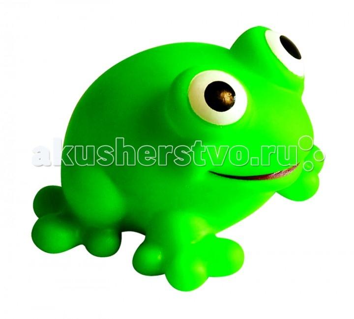 Игрушки для ванны ПОМА Игрушка для ванны Лягушонок игрушки для ванны tolo toys набор ведерок квадратные