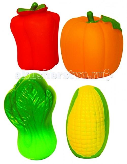 Игрушки для ванны ПОМА Набор для ванны Маленький фермер игрушки для ванны tolo toys набор ведерок квадратные