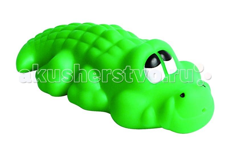 Игрушки для ванны ПОМА Игрушка для ванны Крокоша игрушки для ванны tolo toys набор ведерок квадратные