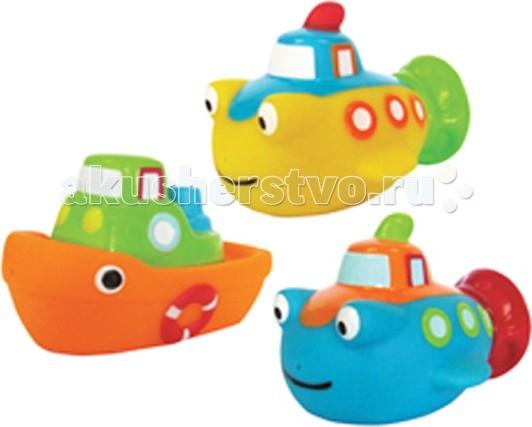 Игрушки для ванны ПОМА Набор для ванны Морской бой игрушка морской бой киев купить