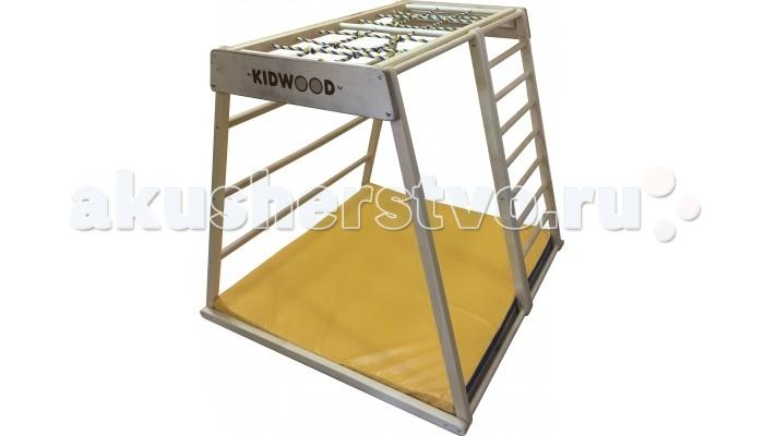 Kidwood Деревянный игровой комплекс Домино комплектация Малыш  (01021701)