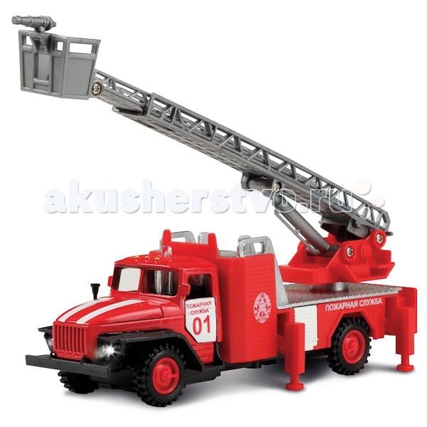 Машины Технопарк Урал Пожарная машина