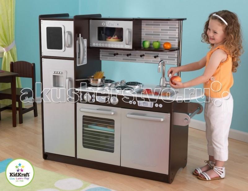 KidKraft Игрушечная кухня Эспрессо