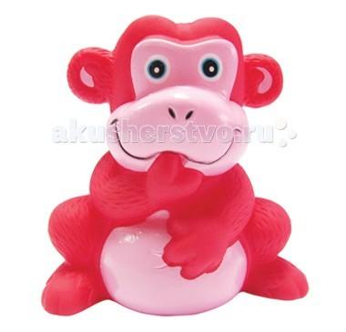 Игрушки для ванны ПОМА Игрушка для ванны Обезьянка игрушки для ванны пома набор для ванны удивительная африка