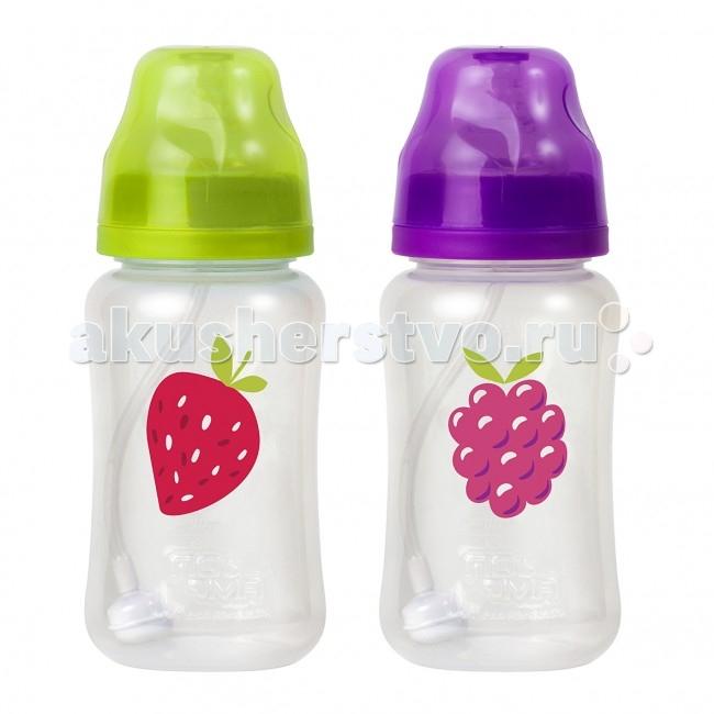Бутылочки ПОМА полипропилен силик. соска с широким горлом 300 мл бутылочки пома полипропилен силик соска 140 мл