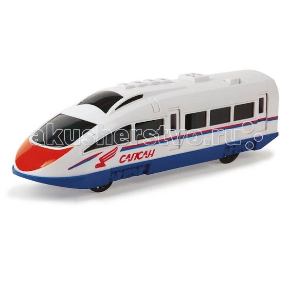 Технопарк Поезд Сапсан РЖД FT5683