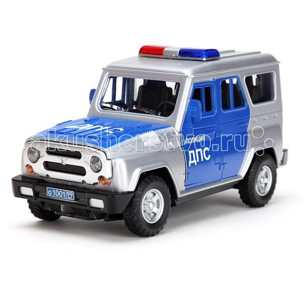 Машины Технопарк Машина УАЗ Нunter ДПС