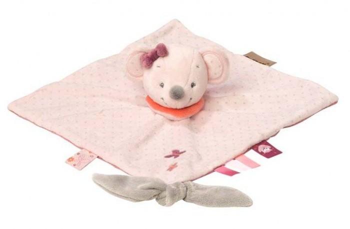 Мягкая игрушка Nattou Doudou Adele & Valentine Мышка