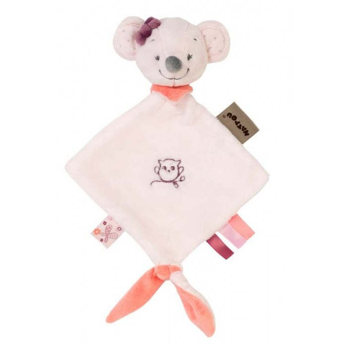 Комфортеры Nattou Doudou малая Adele Valentine Мышка