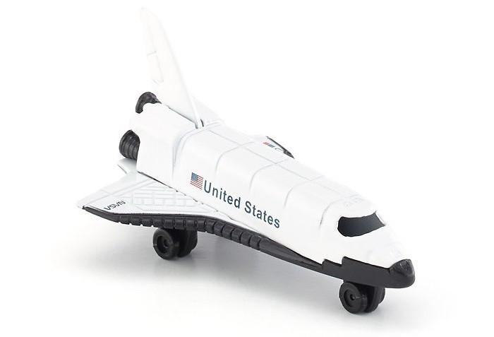Вертолеты и самолеты Siku Космический шаттл 0817 lego creator исследовательский космический шаттл 31066