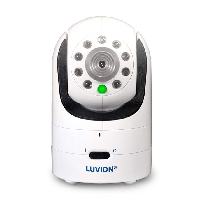 Luvion Дополнительная камера для Grand Elite 2Дополнительная камера для Grand Elite 2Luvion Дополнительная камера для Grand Elite 2 полностью идентична идущей в комплекте. В ней сохранены все функции основной камеры, ее так же можно делать основной (или единственной) камерой. Всего к монитору можно подключать до 4-х камер, в системе они все будут иметь равнозначное положение и возможности. Подключение дополнительно приобретенных камер происходит в процессе программирования через основное меню.  Особенности: Полностью процесс описан в инструкции и занимает не более 3 секунд. После завершения спаривания дополнительных камер с монитором, выбор камеры для просмотра можно осуществлять как в автоматическом, так и в ручном режиме. Одновременно просматривать изображение с нескольких камер возможно в режиме КВАДРО (экран делиться на четыре равные части), передача звука в данном режиме отключена. При одновременной работе нескольких камер в режиме экономии SLEEP, включаться и передавать изображение на экран будет та камера, у которой сработал датчик звука. Чувствительность датчика плавно регулируется на камере.<br>