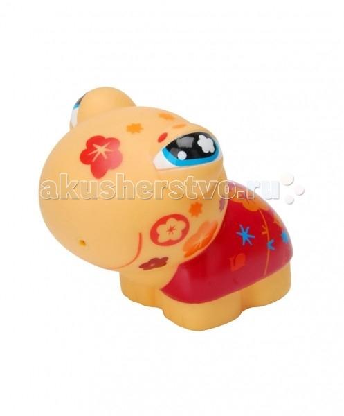 Игрушки для ванны ПОМА Игрушка для купания Тусики Черепашка игрушки для ванны сказка игрушка для купания транспорт