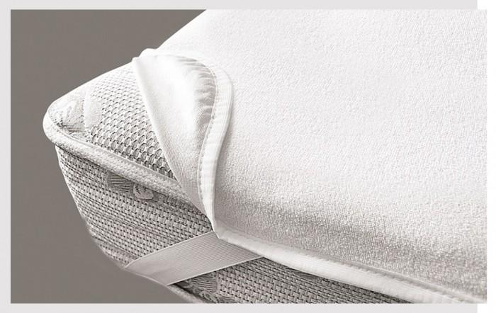Наматрасники Valle Наматрасник Cotton универсальный резинка по углам 125х65