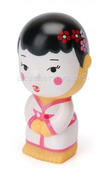 Игрушки для ванны ПОМА Игрушка для купания Тусики Японская девочка игрушки для ванны пома набор для ванны транспорт 2