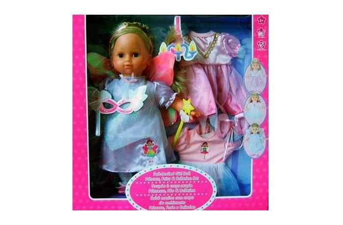 Куклы и одежда для кукол Lotus Onda Кукла Принцесса 38 см кукла defa lucy принцесса 8182