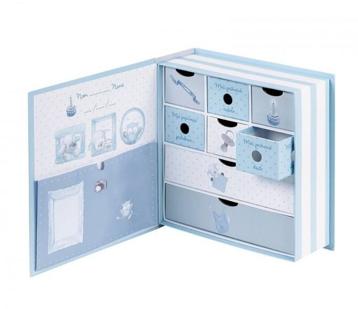 Шкатулки Nattou Коробка для сокровищ Sam & Toby Овечка и Собачка, Шкатулки - артикул:551461
