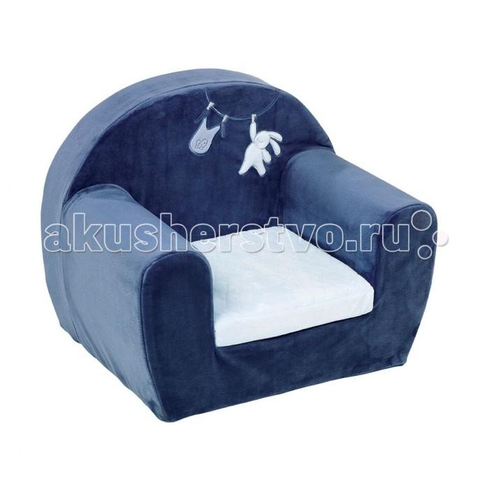 Купить Мягкие кресла, Nattou Креслице Alex & Bibou Ослик и Кролик