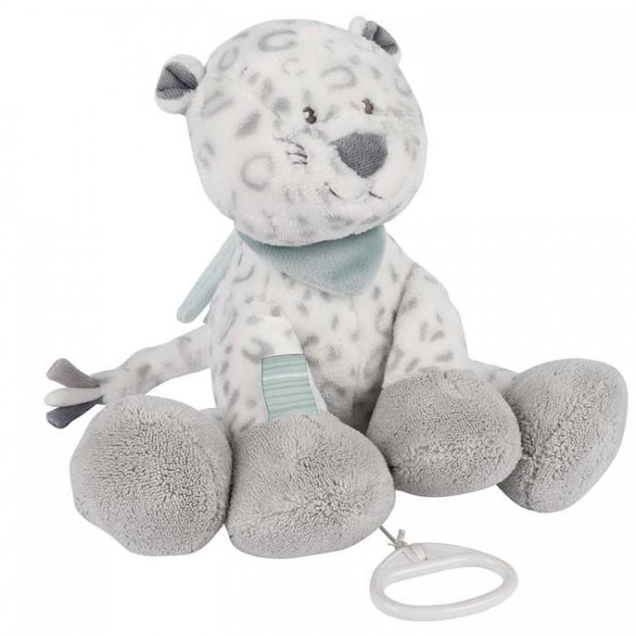 Мягкие игрушки Nattou Musical Soft toy Loulou Lea & Hippolyte Леопард музыкальная