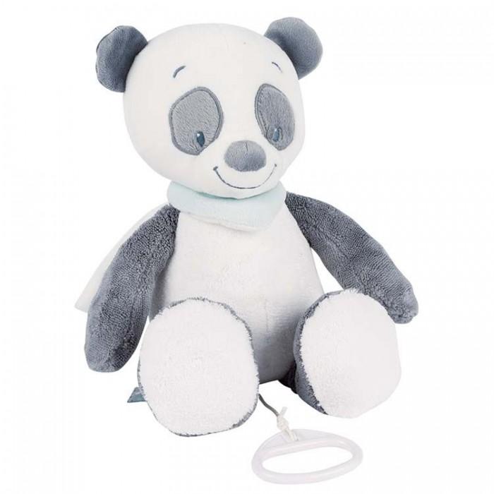 Мягкая игрушка Nattou Musical Soft toy Loulou Lea & Hippolyte Панда музыкальная