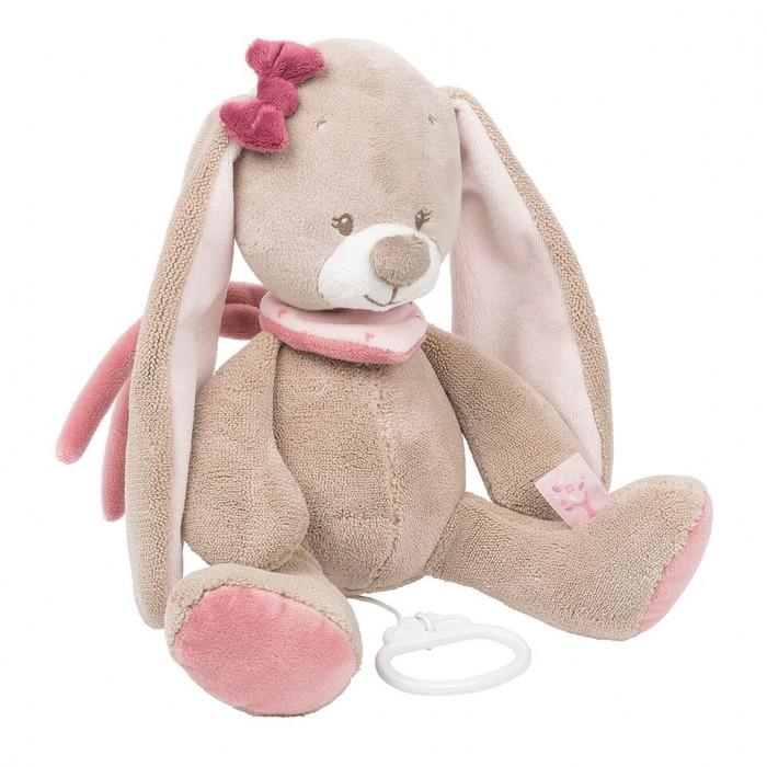 Мягкие игрушки Nattou Musical Soft toy Nina Jade & Lili Кролик музыкальная tc450 1 4 6 4mm air riveter pneumatic riveter 3 2mm 4 0mm 4 8mm 6 4mm