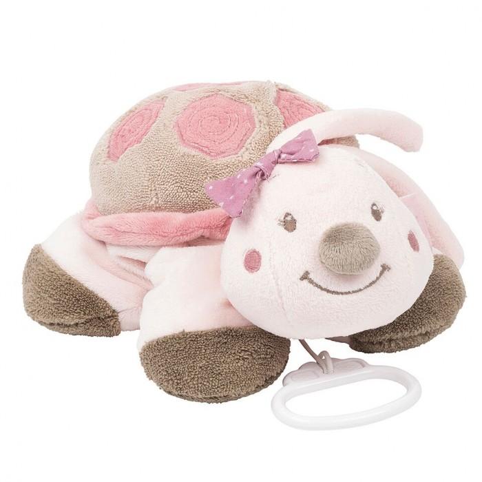 Мягкая игрушка Nattou Musical Soft toy Nina Jade & Lili Черепашка музыкальная