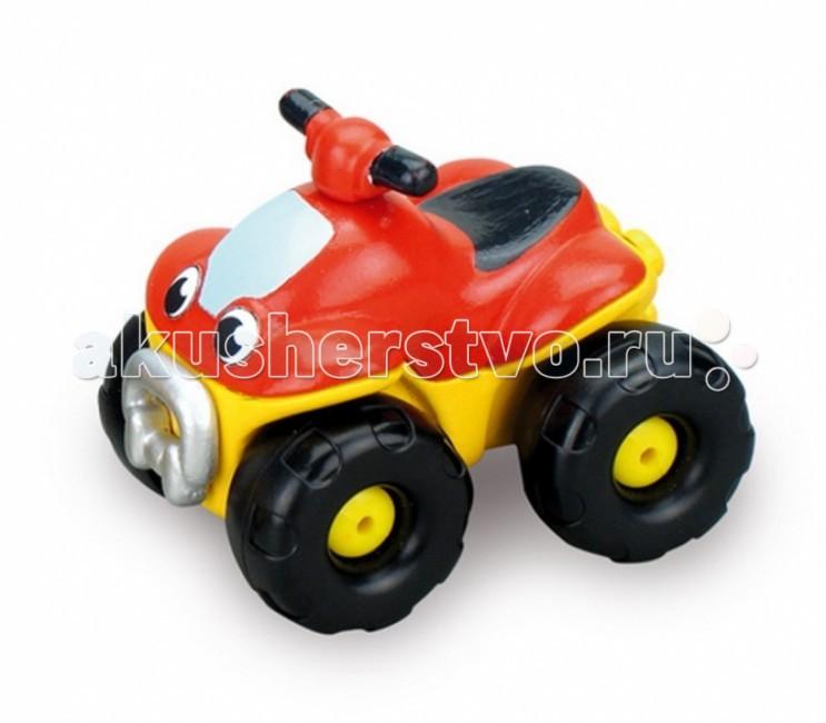 Машины Smoby Мини-джип машинка детская smoby smoby мусоровоз vroom planet