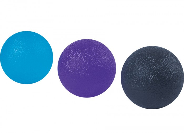 Спортивный инвентарь Hasttings Набор кистевых эспандеров мячи