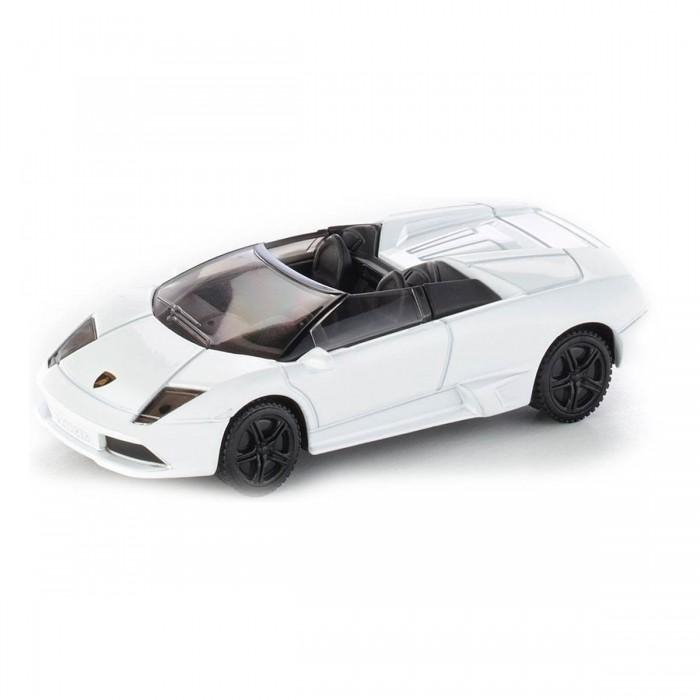 Машины Siku Машина Lamborghini Murcielago Roadster 1318 siku модель машины bmw 645i кабриолет 1007