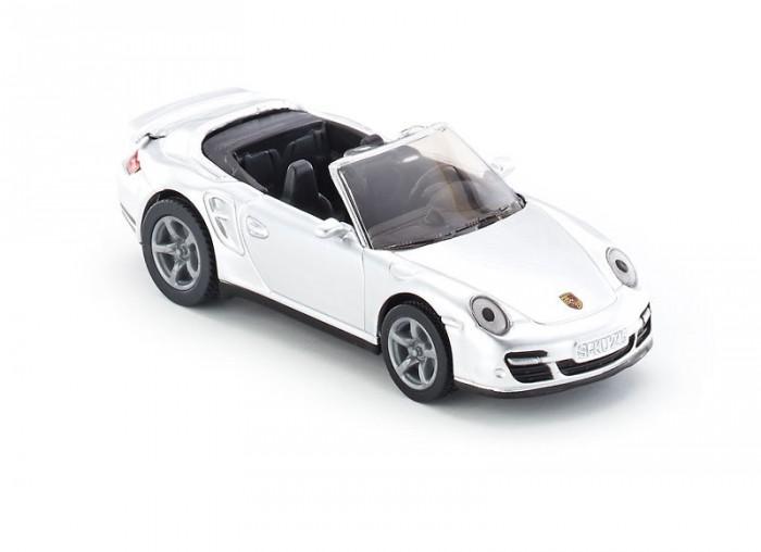 Машины Siku Машина Porsche 911 Turbo кабриолет 1337 siku модель автомобиля porsche cayman