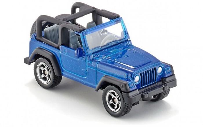 Машины Siku Машина Jeep Wrangler 1342 for jeep wrangler 7inch led headlight high low beam round led headlight with drl for wrangler 07 15 harley davidson motorcycle