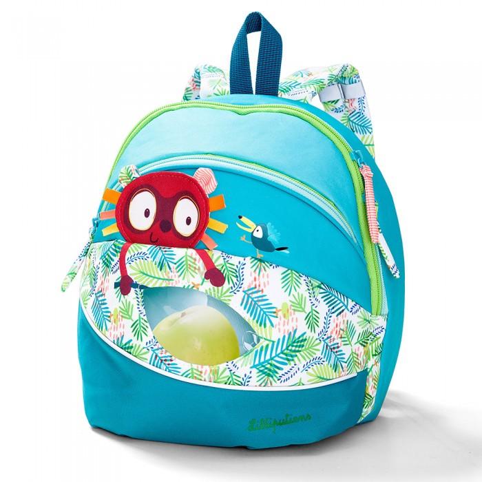 Сумки для детей Lilliputiens Рюкзачок Лемур Джордж маленький, Сумки для детей - артикул:552961