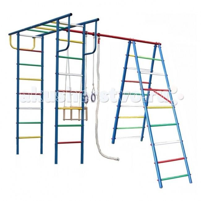 Вертикаль А+П Детский спортивный комплекс