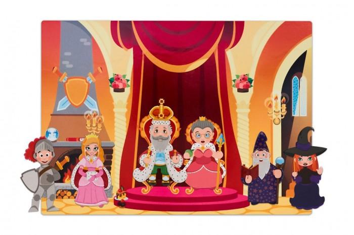 Деревянные игрушки Mr.Bigzy Магнитная игра Сказки Царство, Деревянные игрушки - артикул:553156