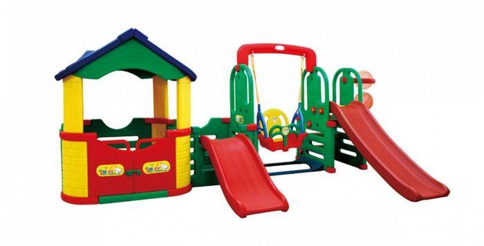 Летние товары , Игровые комплексы Happy Box Игровой комплекс Smart Park JM-1004 арт: 553191 -  Игровые комплексы