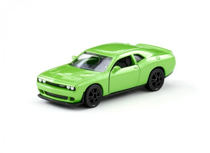 Машины Siku Машина Dodge Challenger SRT Hellcat 1408