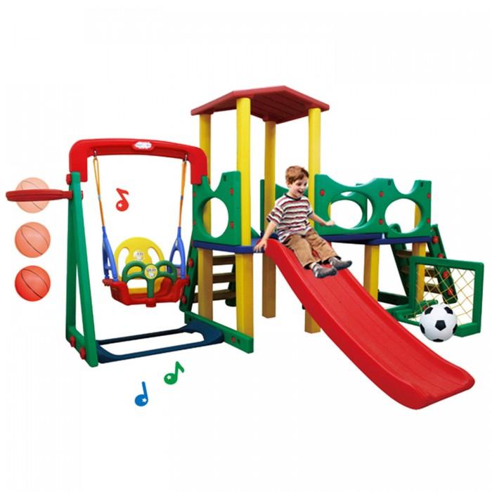 Летние товары , Игровые комплексы Happy Box Игровой комплекс Smart Park JM-1005 арт: 553296 -  Игровые комплексы
