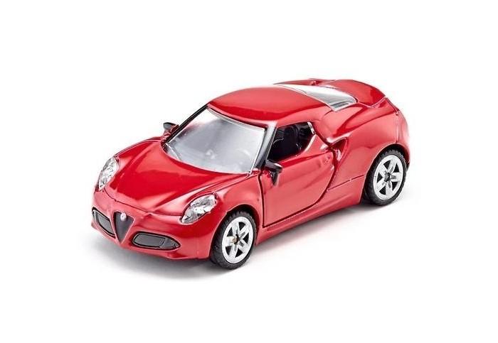 Машины Siku Машина Alfa Romeo 4c 1451 siku siku 1451 альфа ромео 4c