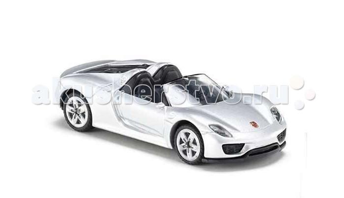 Машины Siku Машина Porsche 918 Spyder кабриолет 1475 цена