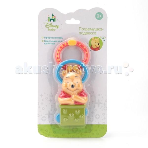 Подвесные игрушки Disney Винни-Пух самокат 1toy винни пух т59546