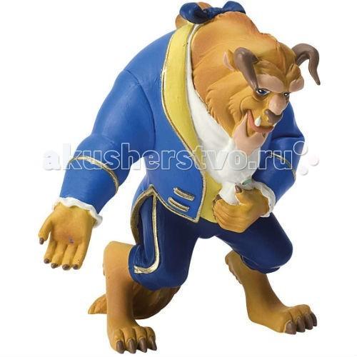 Игровые фигурки Bullyland Чудовище 10 см красавица и чудовище dvd книга