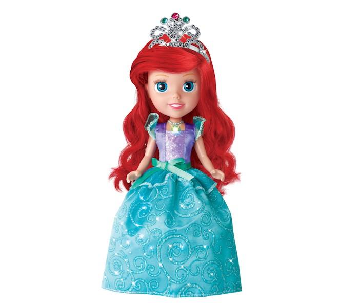 Куклы и одежда для кукол Карапуз Кукла Принцесса Ариэль 25 см hasbro модная кукла принцесса в юбке с проявляющимся принтом принцессы дисней b5295 b5299