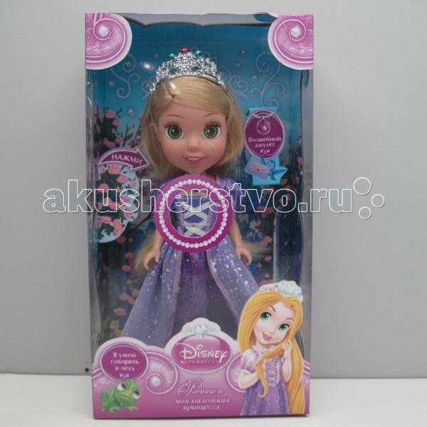 Куклы и одежда для кукол Карапуз Принцесса Рапунцель 25 см куклы карапуз кукла карапуз принцесса ариэль