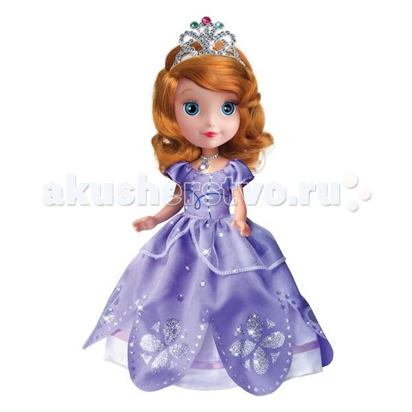Куклы и одежда для кукол Карапуз Принцесса София 25 см куклы карапуз кукла карапуз принцесса рапунцель 25 см