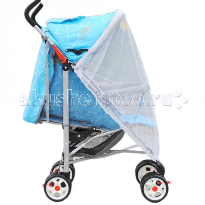 Москитные сетки Мирти на прогулочную коляску на пуговках