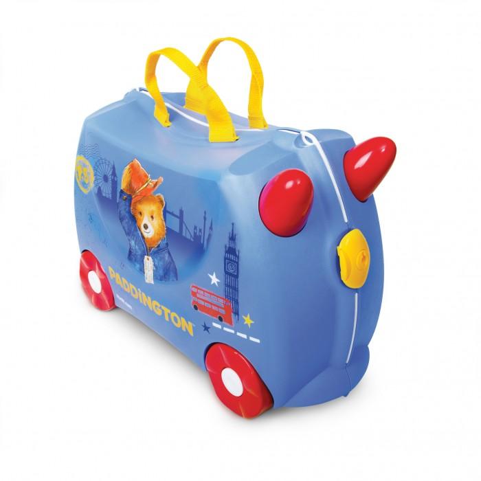 Детские чемоданы Trunki Чемодан на колесиках Медвежонок Паддингтон, Детские чемоданы - артикул:554031