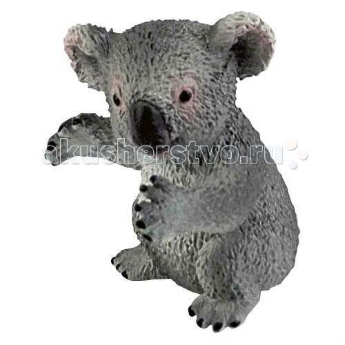 Игровые фигурки Bullyland Фигурка Детеныш коалы 4,5 см игровые фигурки bullyland фигурка щенок далматинца 5 5 см