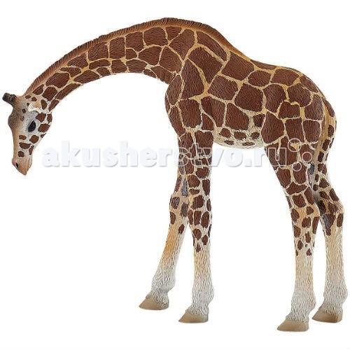 Игровые фигурки Bullyland Фигурка Жираф 14,5 см игровые фигурки bullyland фигурка лошадь ольденбургской породы 14 5 см
