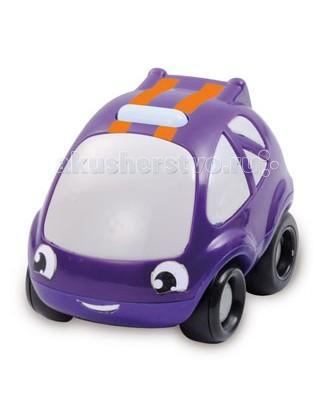 Машины Smoby Машинка с моторчиком Vroom Planet чемоданчик мак и молния маккуин из серии тачки со звуковыми и световыми эффектами smoby